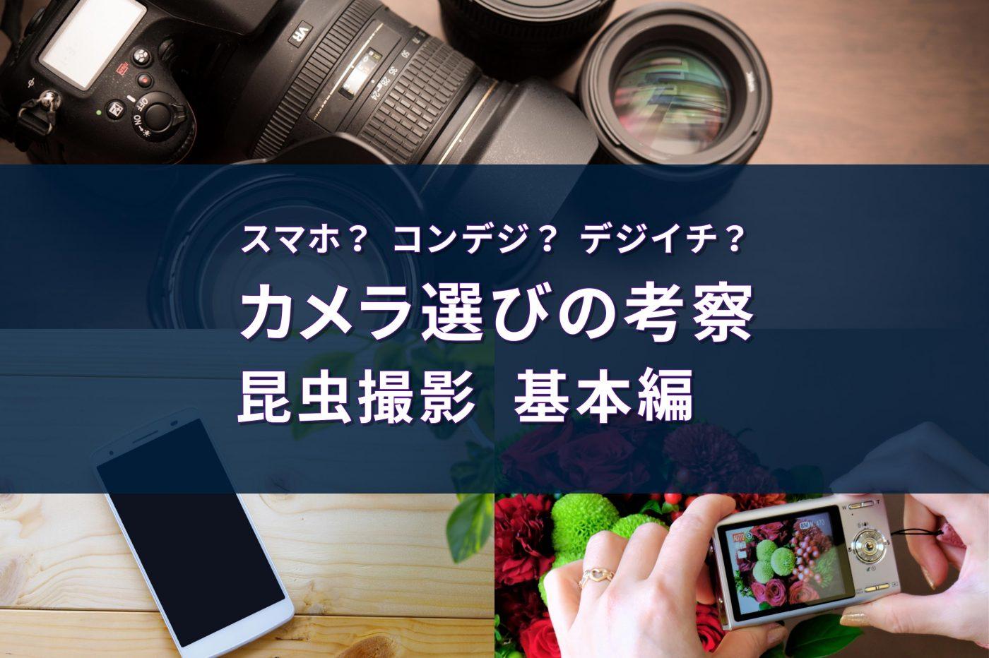 カメラ選び タイトル